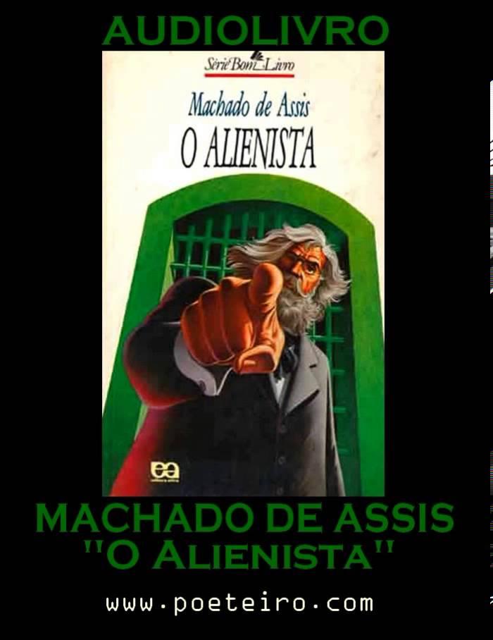 "AUDIOLIVRO: ""O Alienista"", de Machado de Assis Audiolibri in Portoghese"