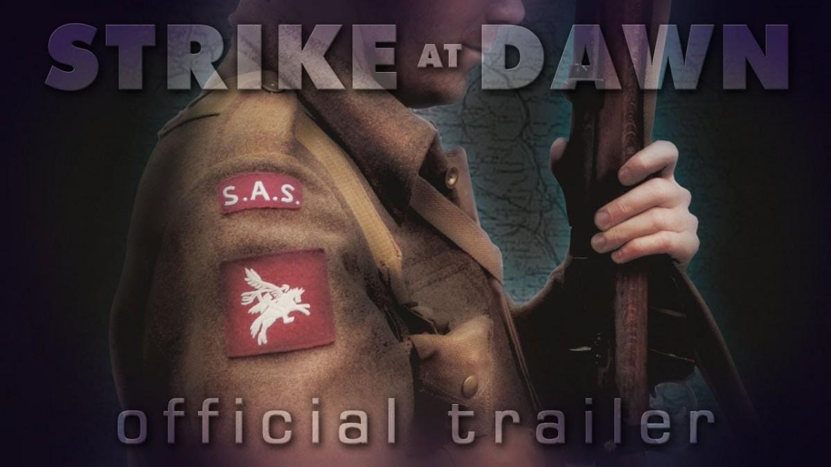 Aanval bij Dageraad | Strike at Dawn - Official Trailer [2011] Audiolibri in Olandese
