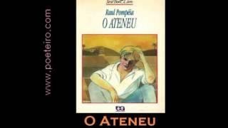 O Ateneu, de Raul Pompéia (Audiolivro) Audiolibri in Portoghese