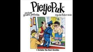 pietje puk en het grote geheim Audiolibri in Olandese