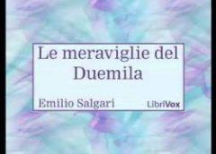Le meraviglie del Duemila | AUDIO LIBRO ITALIANO | Emilio SALGARI | AUDIOBOOK ITALIAN Romanzi